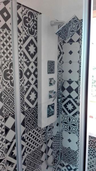Sala bagno - doccia